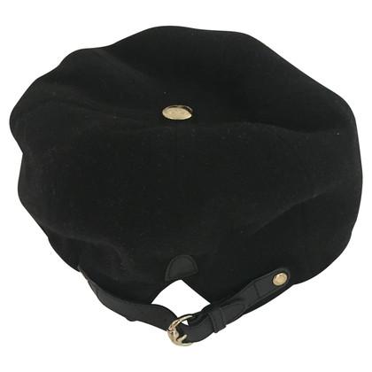Gucci Chapeau en coton / cachemire