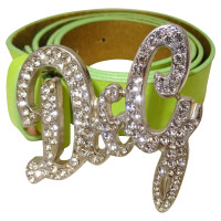 Dolce & Gabbana Belt with rhinestone