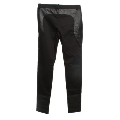 Kilian Kerner Trousers with leather details