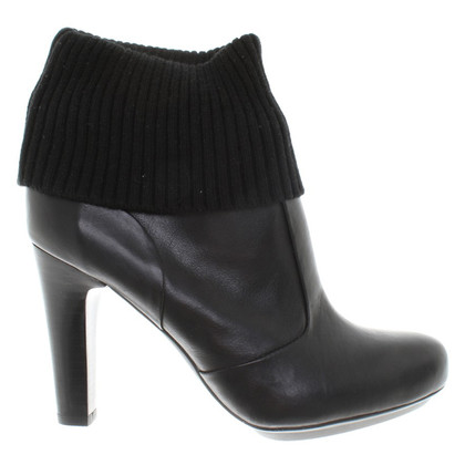 DKNY Ankle boots with knit element
