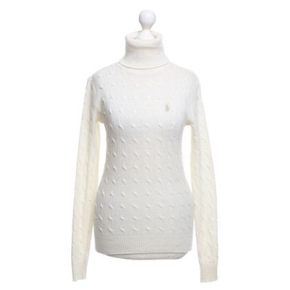 Ralph Lauren Knitted sweater in cream
