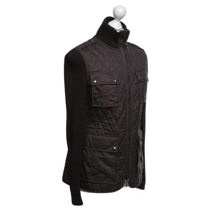 Belstaff Jacket with knit elements