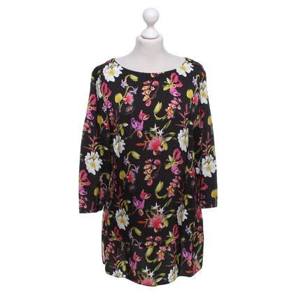 Escada Tunic with floral pattern