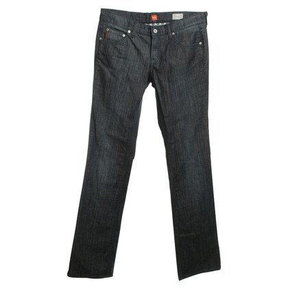 Boss Orange Jeans in blu scuro