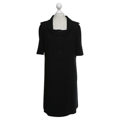 Burberry Black dress made of wool