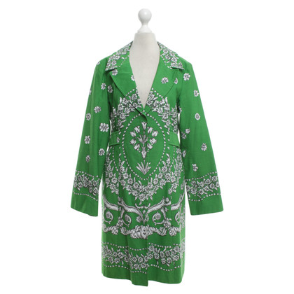 Nanette Lepore Coat with a floral pattern