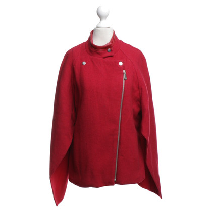 Pinko Cape in Rot
