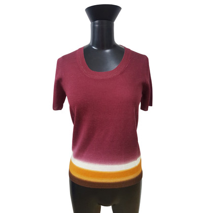 Prada Kurzarm-Pullover