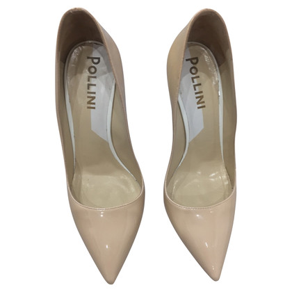 Pollini pumps in vernice