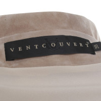 Vent Couvert Giacca in pelle beige