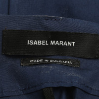 Isabel Marant trousers in dark blue