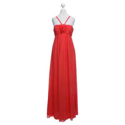 BCBG Max Azria abito Maxi in rosso