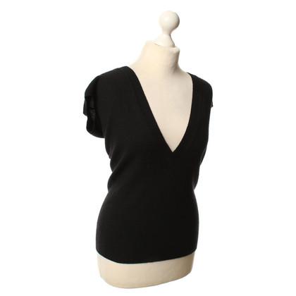 Other Designer top in black