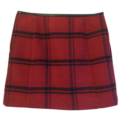 Claudie Pierlot Plaid gonna