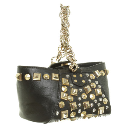 Versace for H&M Goodie bag with rivets