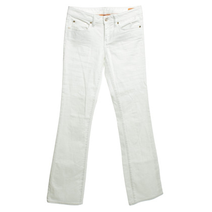 Tory Burch Jeans in wit