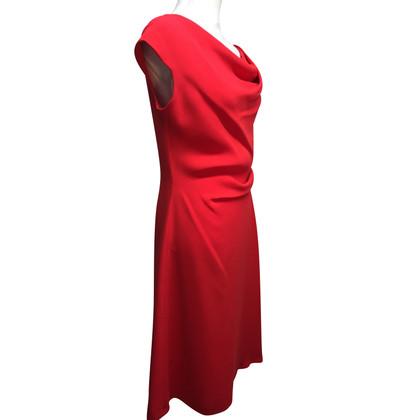 Max Mara rode jurk