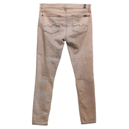 7 For All Mankind Jeans in Ocker