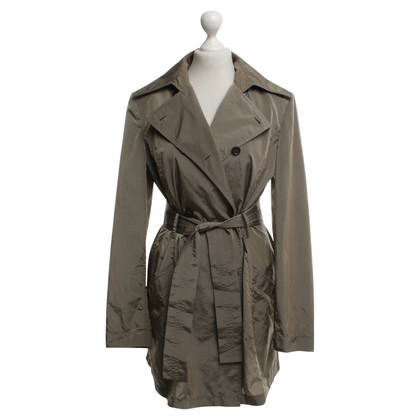 St. Emile Trench coat in olive