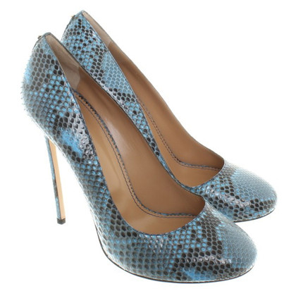 Dsquared2 High Heels Python Leather