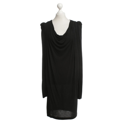 French Connection Jersey dress in black