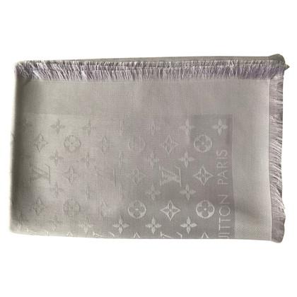 Louis Vuitton Monogram-Tuch in Violett