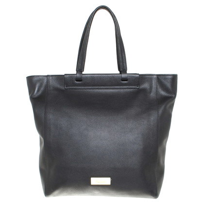 Pollini Shopper in Schwarz