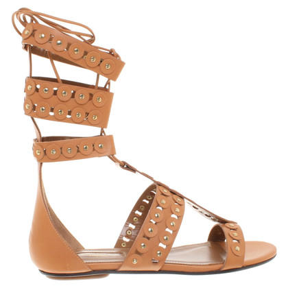 Aquazzura Sandali color cognac