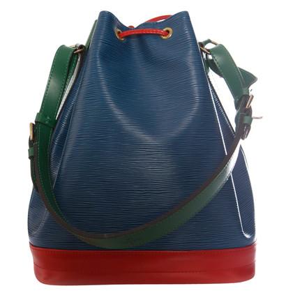 "Louis Vuitton ""Sac Noé"" made of epi leather"