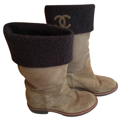 Chanel Signature Stiefel