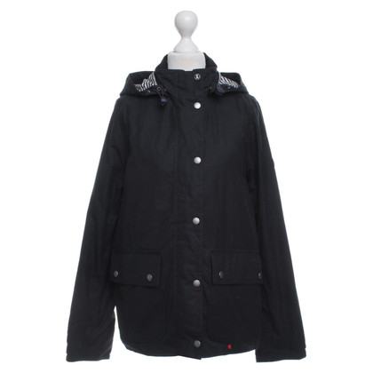 Barbour Parka in Black