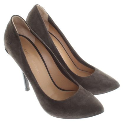 Costume National pumps Suede