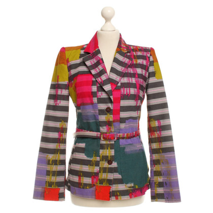 Christian Lacroix Blazer with colorful pattern