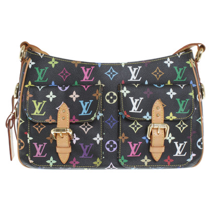 Louis Vuitton Sac en bandoulière avec motif monogramme