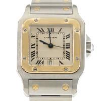 Cartier Santos Quartz Medium