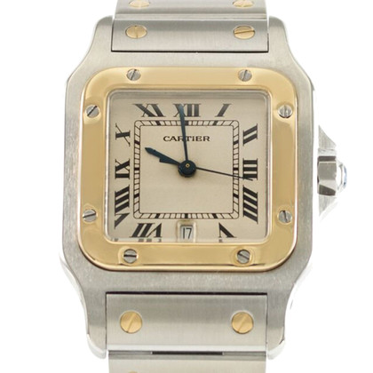 Cartier Santos Quartz Medium