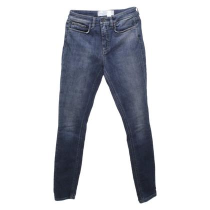 Victoria Beckham Jeans en look usé