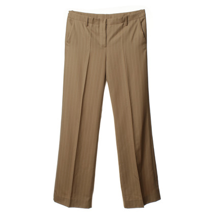 Chloé Trousers with pinstripes