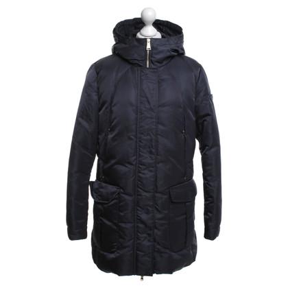 Peuterey Down coat in dark blue