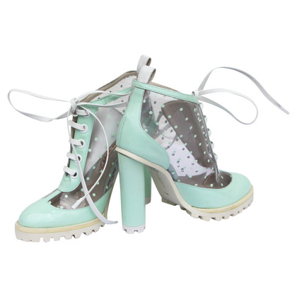 Sophia Webster  Lace-up boots