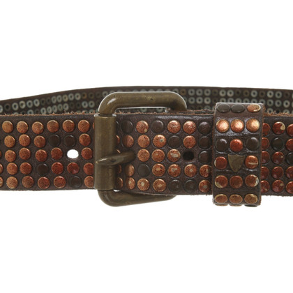 HTC Los Angeles Belt with studs
