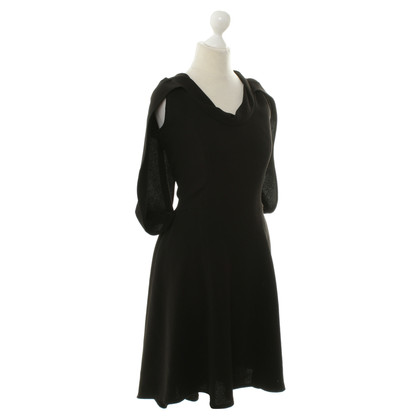 Gaspard Yurkievich Dress with back Cape