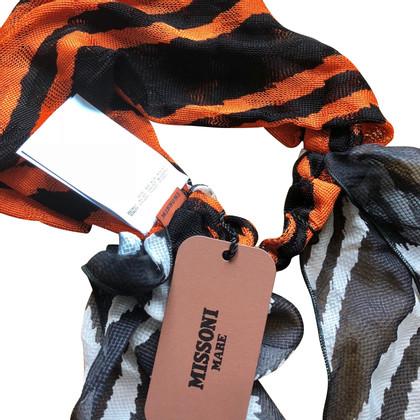 Missoni Headband with scarf