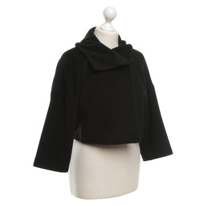 St. Emile Short jacket in black