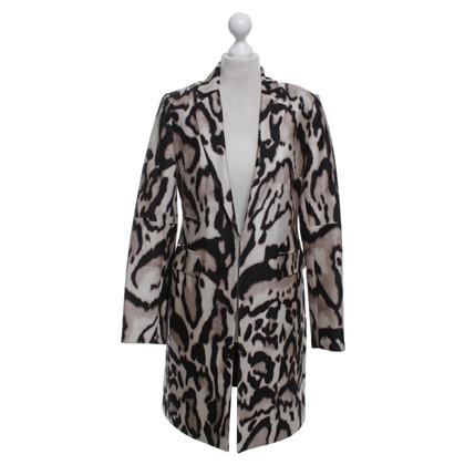 Diane von Furstenberg Coat with pattern