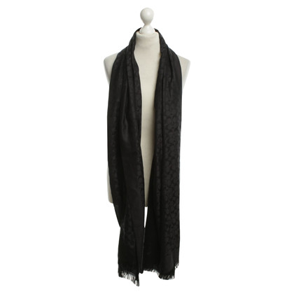 Coach Scarf in black
