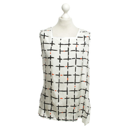 DKNY Top with pattern