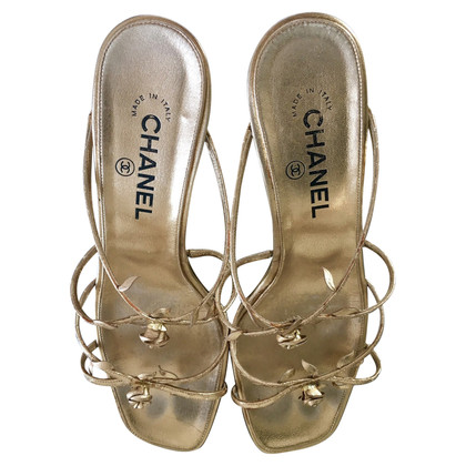 Chanel Evening sandal