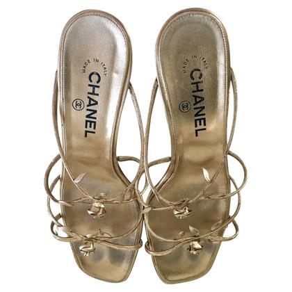 Chanel Sandalo di sera