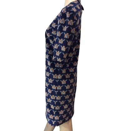Victoria Beckham abito di velluto